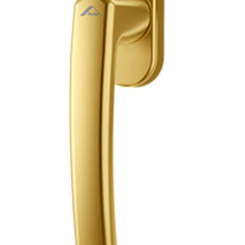 LOCKING & NON-LOCKING HANDLES Gold Non-Locking