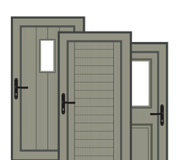 Castle Door Collection
