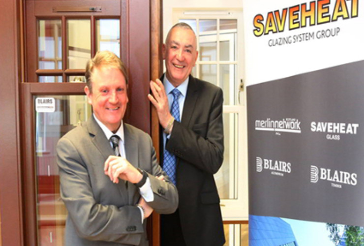 Blairs Timber becomes part of the Saveheat group