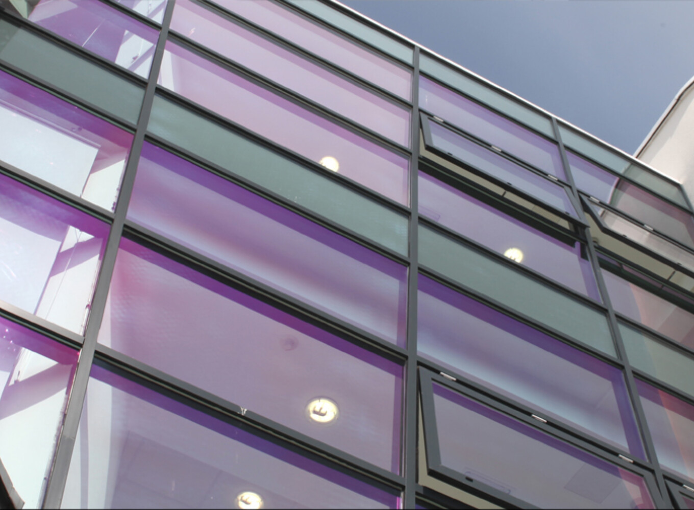 Curtain Walling Screens