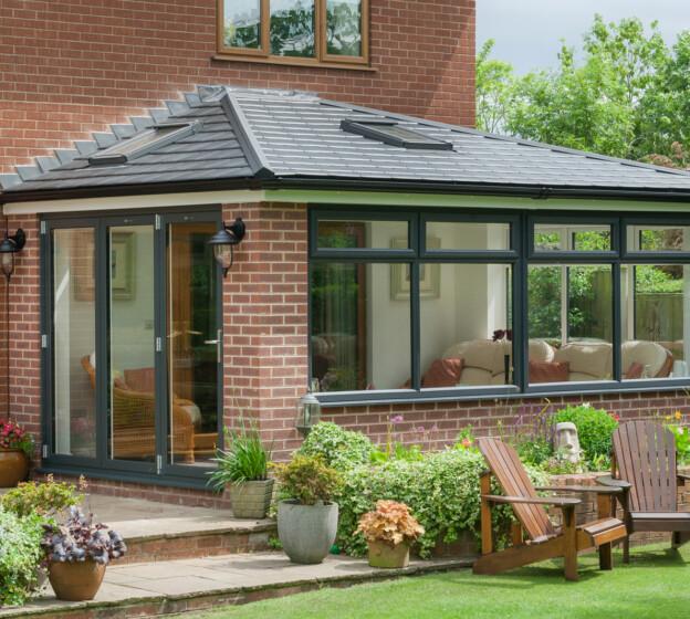 Sunroom & Warm Roof